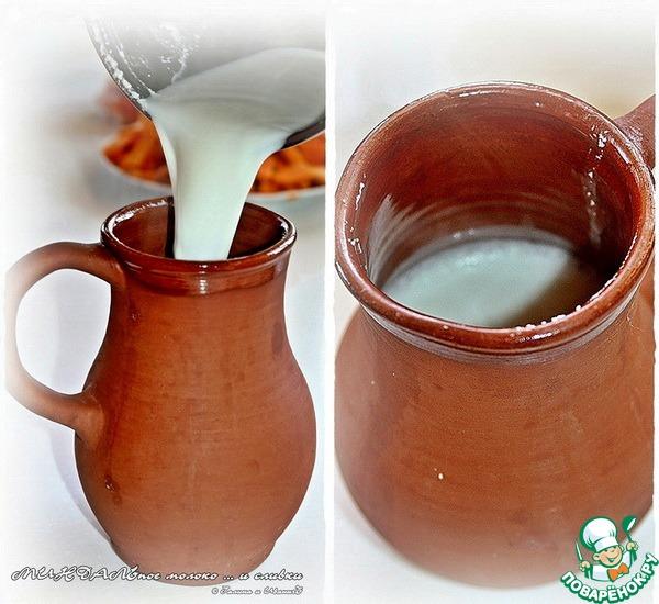 Миндальное молоко рецепты