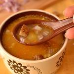 """Гороховый суп """"от инфекций"""""""