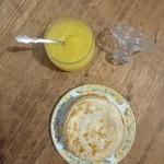 Молочные заварные блинчики с клубничным соусом - кулинарный рецепт