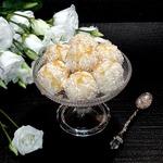 Манный десерт с кокосовым вкусом