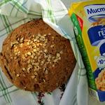 Зерновой хлеб из трех видов муки