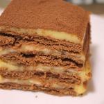 Торт без выпечки вкусно и быстро