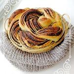 Постный маковый пирог