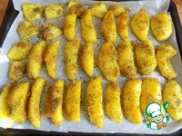 Очень вкусный картофель ингредиенты