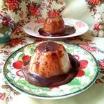 Овсяный крем-десерт