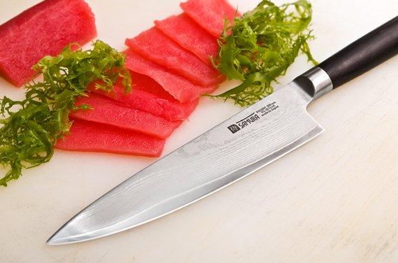 Кухонный нож является одним из самых важных инструментов на любой кухне.  Ведь при приготовлении любимого блюда...