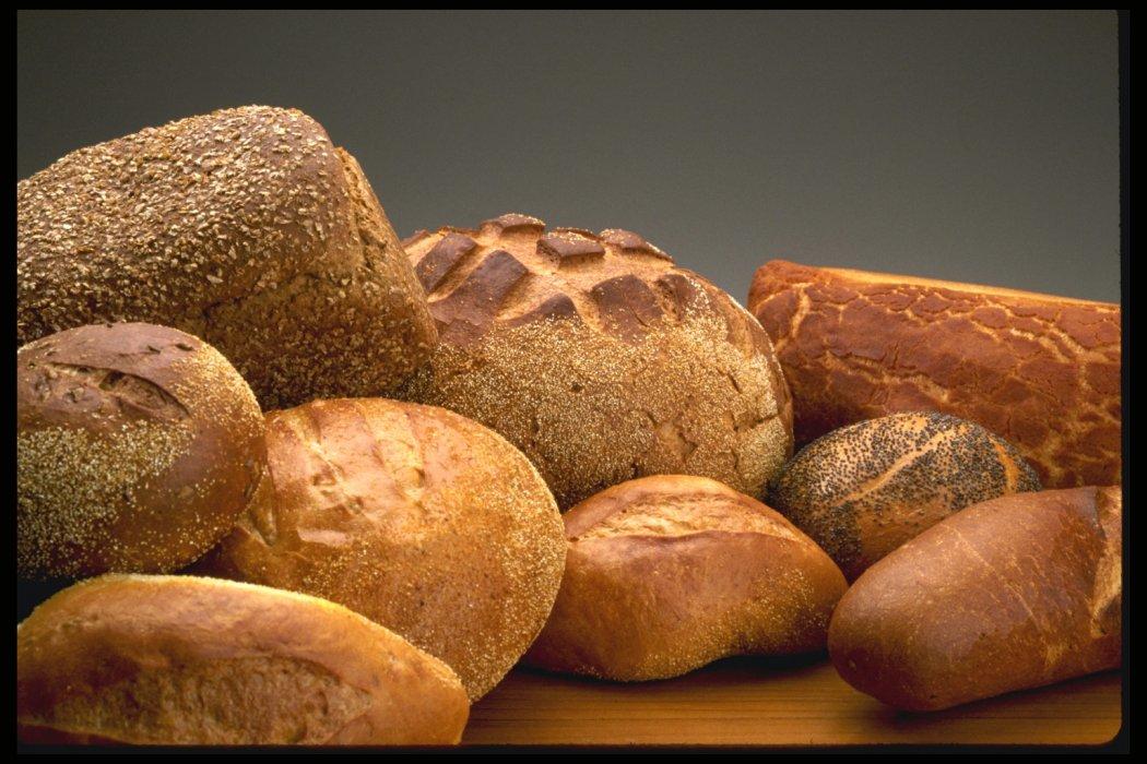 Хлеб в хлебопечке с луком 5