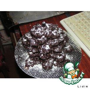 Шоколадная елочка вкусный рецепт приготовления с фотографиями пошагово как приготовить
