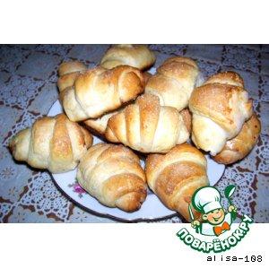 Готовим Круассаны вкусный рецепт приготовления с фото пошагово на Новый Год