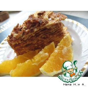 Рецепт Лимонные вафли
