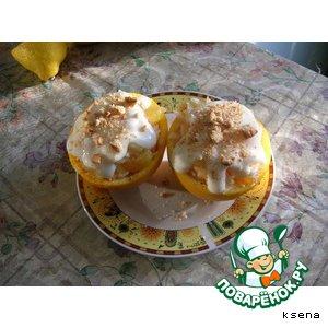 Апельсиновый десерт вкусный пошаговый рецепт с фото как готовить