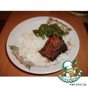 Как готовить Мясо в кунжутных семечках вкусный пошаговый рецепт с фотографиями на Новый Год