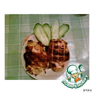 Как приготовить Курица «По-буржуйски» рецепт приготовления с фото на Новый Год