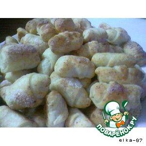 Рецепт Абрикосовые мини-пирожки