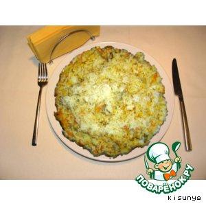 Рецепт Ассорти с рисом
