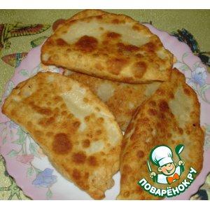 Рецепт Домашние чебуреки