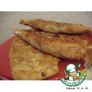Готовим Чебуреки рецепт с фото пошагово