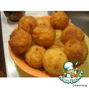 Картофельные крокеты рецепт с фото пошагово как готовить