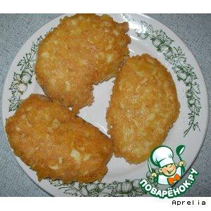 Как готовить Жареные сырные бутерброды домашний рецепт с фото пошагово