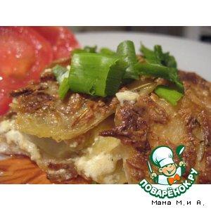 Картофель - дофинэ простой пошаговый рецепт приготовления с фото как готовить