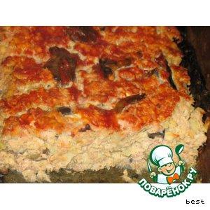 Мясная буханка по-нашему вкусный рецепт с фотографиями пошагово готовим на Новый Год