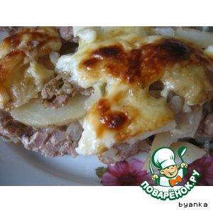 Мясо по-французски пошаговый рецепт с фото - Вкуссовет.