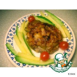 Рецепт Свинина с манговым рагу