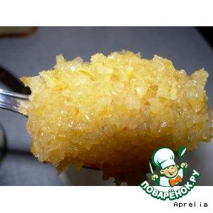 Как готовить Витамины зимой - айва простой пошаговый рецепт с фото