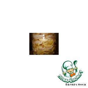Рецепт Маринованная рыбка
