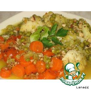 Легкое овощное рагу пошаговый рецепт приготовления с фото как приготовить
