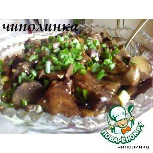 Маринованые грибочки простой пошаговый рецепт приготовления с фото как готовить