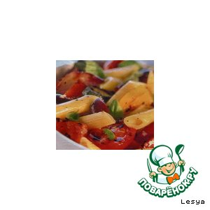 Как приготовить Макароны с овощами рецепт с фотографиями пошагово