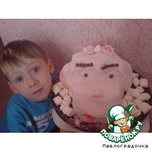 """Рецепт Торт """"Обезьянка"""""""