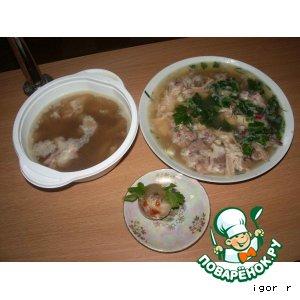 Холодец домашний рецепт приготовления с фото пошагово как готовить