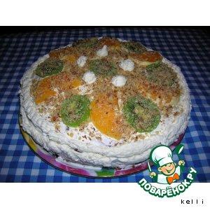 Рецепт Очень вкусный торт