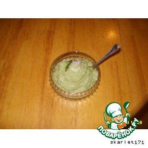 Готовим Чесночная паста из авокадо простой пошаговый рецепт приготовления с фотографиями
