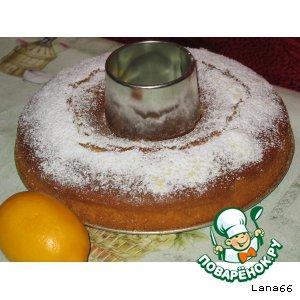 Как готовить Лимонный кекс домашний рецепт с фото пошагово