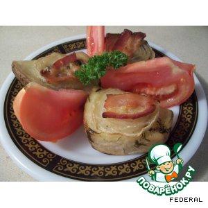 Печеный картофель домашний рецепт приготовления с фото пошагово готовим