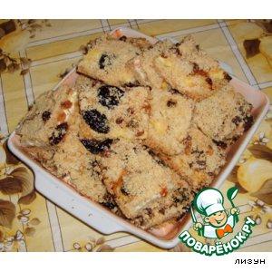 """Рецепт Творожное печенье """"Вкусное"""""""