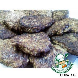 Рецепт Печеночные оладушки