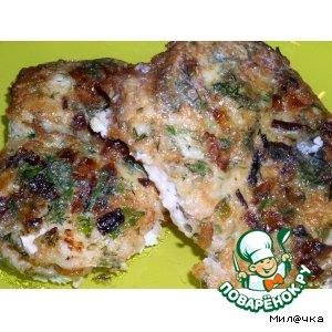 Рецепт Мясо по-арабски