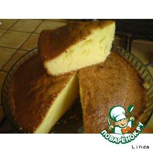 Рецепт Gateau au yaourt