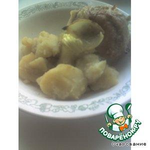 Жаркое по-мельничьи пошаговый рецепт с фотографиями как готовить