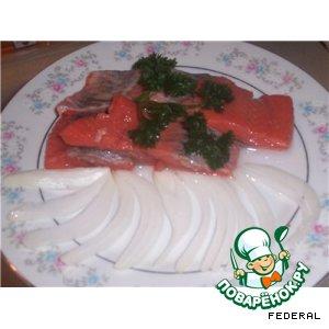 рецепт из форели в духовке рецепт с фото пошагово