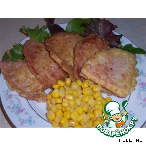 Рецепт Завтрак детям