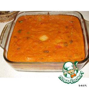 Тыквенный торт вкусный рецепт приготовления с фото пошагово