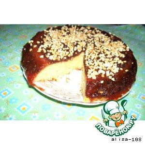 Рецепт Турецкое пирожное