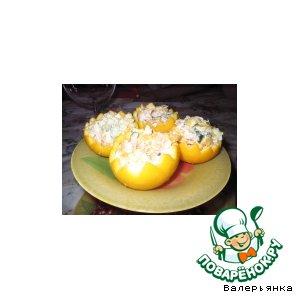 Рецепт Салат с рисом и апельсинами по-японски