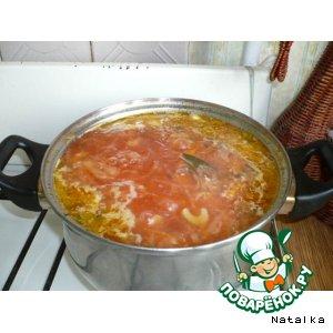 Щи из квашеной капусты без мяса рецепт приготовления с фото пошагово