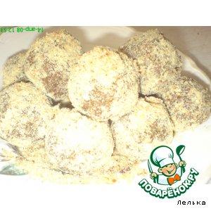 Рецепт Шарики-конфетки из сухофруктов